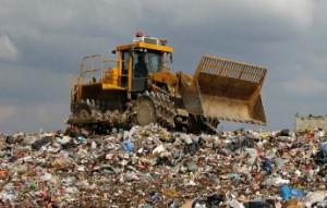 Stop population la gestion des déchets