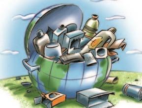 Stop Population Planete déchets