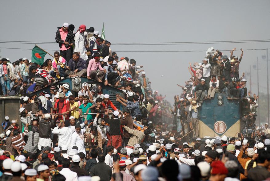 surpopulation-mondiale-Bangladesh-Dhaka