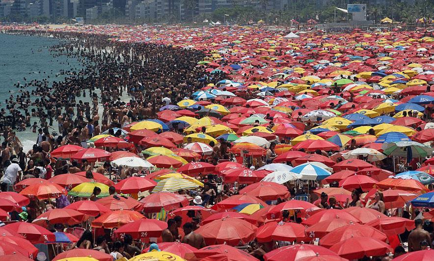 surpopulation-mondiale-Bresil-Ipanema
