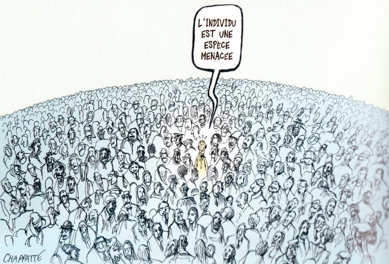 surpopulation mondiale la fin de l'individu